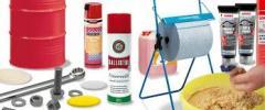 Werkzeug/Schmier/Pflegemittel