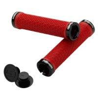 SRAM Griffe Locking Grips rot
